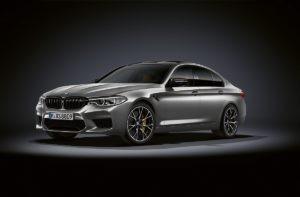 Werbung | Die Speerspitze: Der BMW M5 Competition