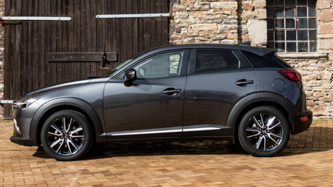 Werbung | Der Dynamiker unter den kleinen SUVS – Der Mazda CX-3