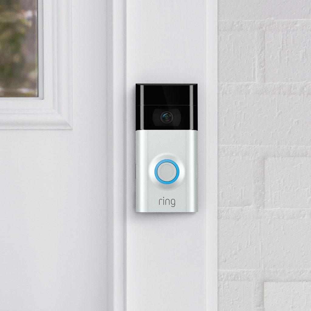 Doorbell 2 – Die moderne Video-Türklingel von Ring