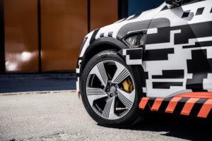 Werbung | Audi e-tron-Prototyp – Die Zukunft der SUV´s eingeläutet #etron