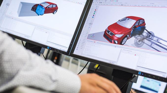Werbung | Digitalisierung und Virtual-Reality – SEAT setzt schon bei neuem SEAT Ibiza auf Zukunft