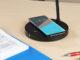 Werbung | Lunartec Qi Dimmbare COB-LED-Schreibtischlampe mit Ladestation