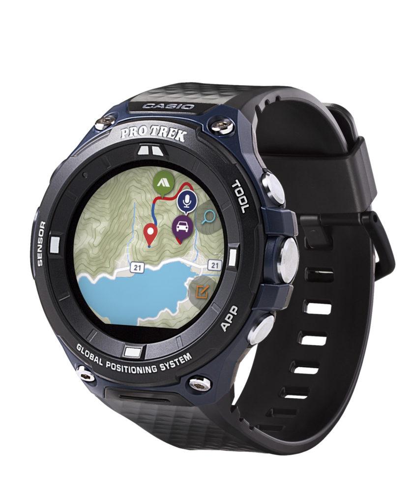 Werbung | Casio WSD-F20 – ein robuster Outdoor-Begleiter am Handgelenk mit GPS-Navigation