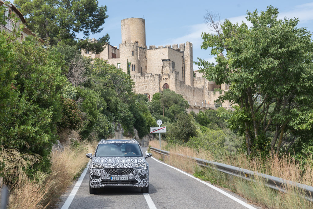 Werbung | Vielseitig auf jedem Untergrund – der neue SEAT Tarraco