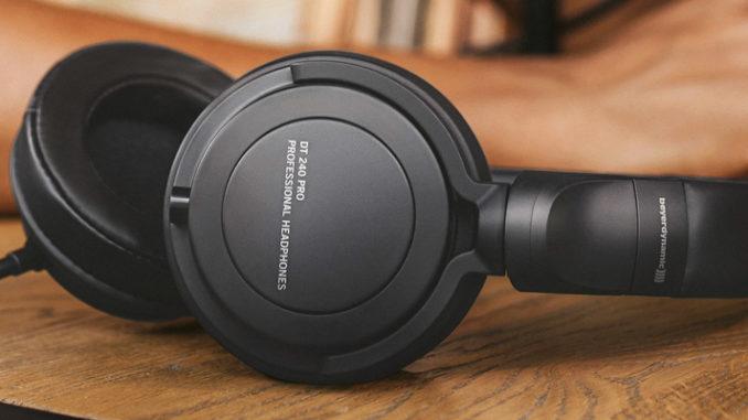 beyerdynamic DT 240 Pro Kopfhörer