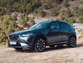 Werbung   Mazda CX-3 2018 Facelift