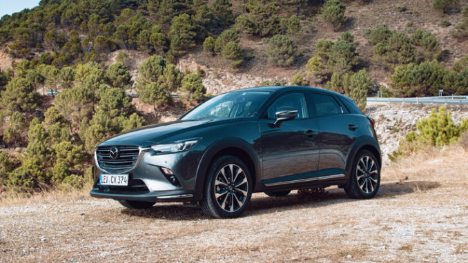 Werbung | Mazda CX-3 2018 Facelift
