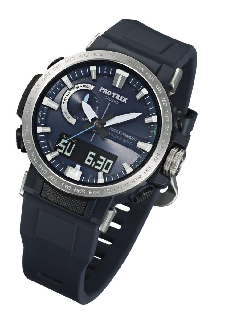 Werbung | Outdoor-Armbanduhr CASIO Pro Trek PRW-60