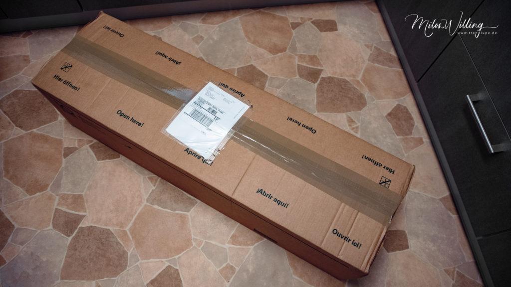 Werbung | Ausgepackt: VB100 Akku- Staubsauger