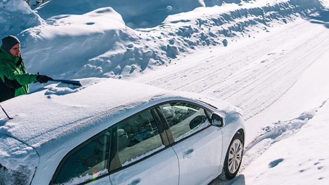 Werbung | Der Autowinter steht vor der Tür – Deutsche Autofahrer laut Umfrage relativ gut vorbereitet
