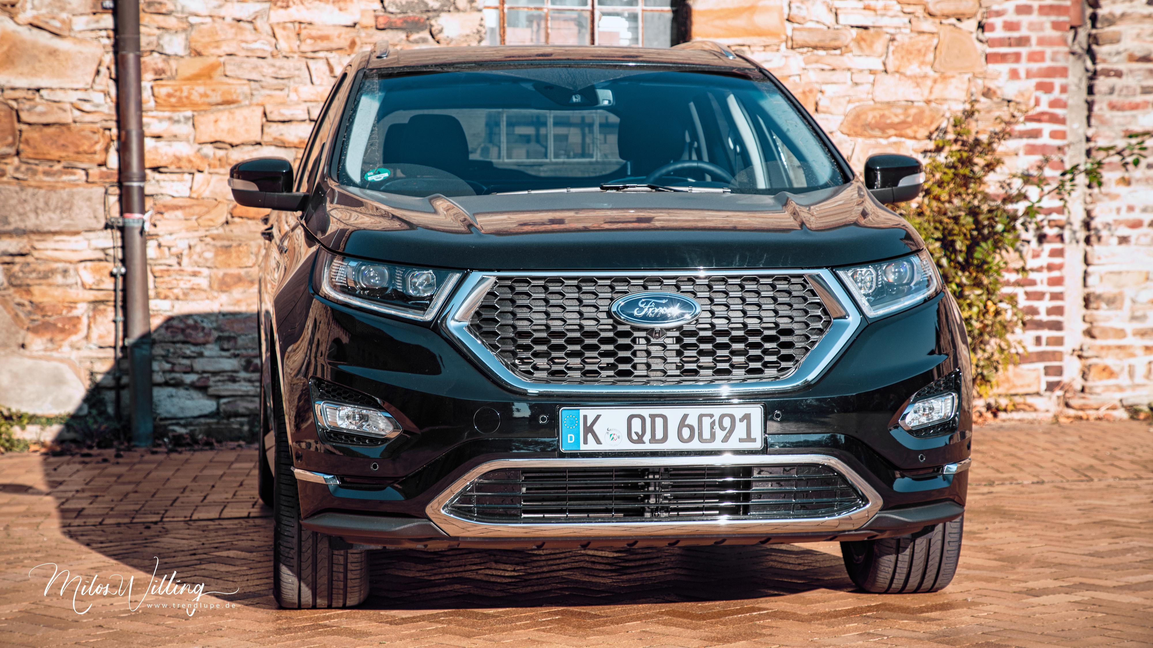 Werbung | Der neue Ford Edge Vignale