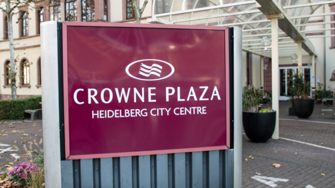Werbung | Hotel Check: Crowne Plaza Hotel Heidelberg City Centre