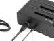 Werbung | Salcar USB 3.0 SATA Docking Station – Klonen von Festplatten sogar Offline möglich