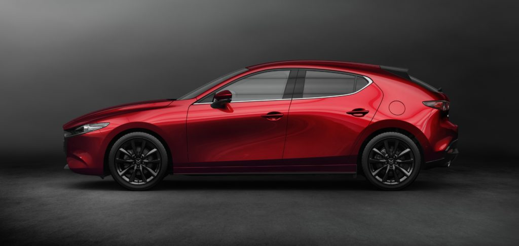 Werbung | Die Assistenzsysteme im neuen Mazda 3
