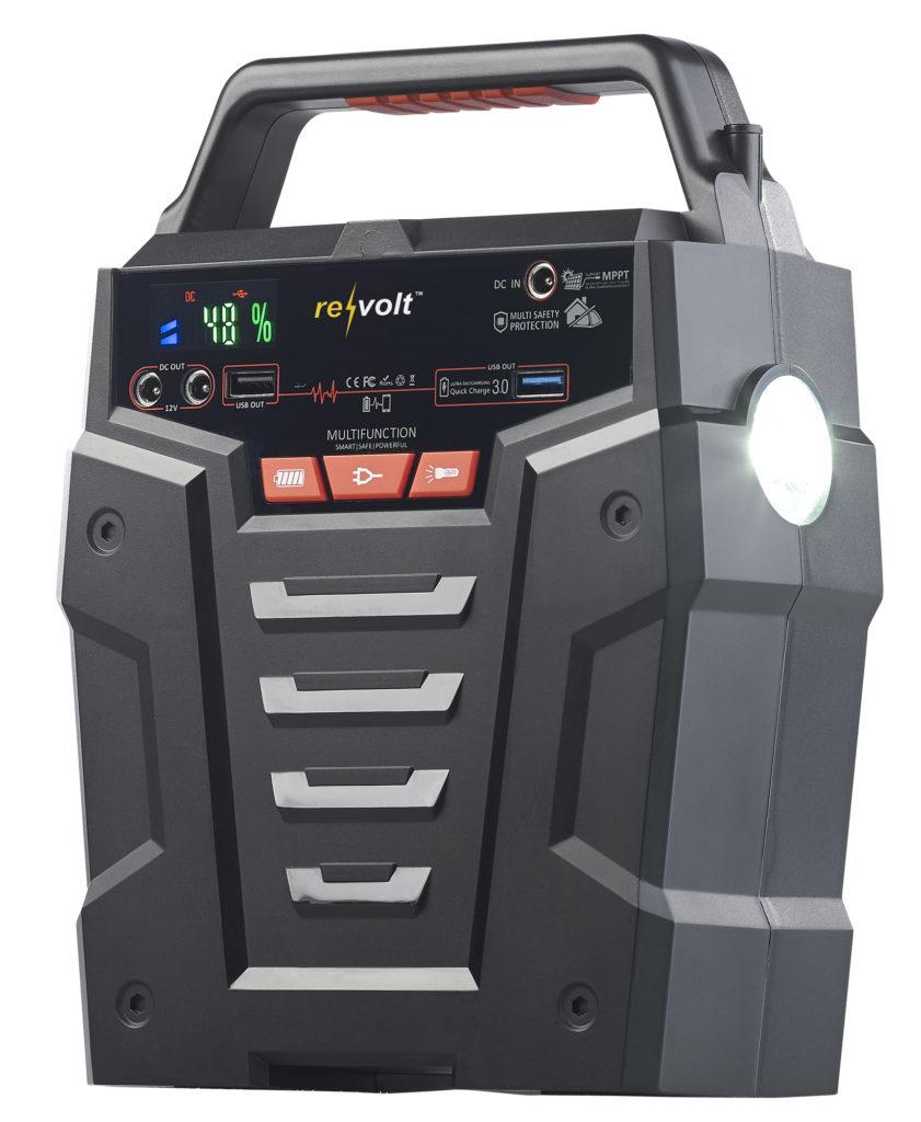 Werbung | Solar-Konverter & Powerbank HSG-750 – Die tragbare Steckdose mit Power