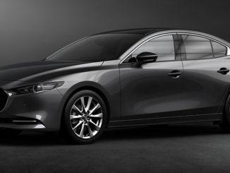 Werbung   Der neue Mazda 3 Fastback