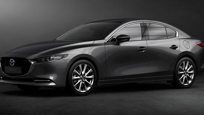 Werbung | Der neue Mazda 3 Fastback