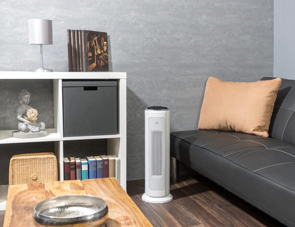 Werbung | Heizlüfter für das Smart-Home – WLAN-Keramik-Heizlüfter von Sichler