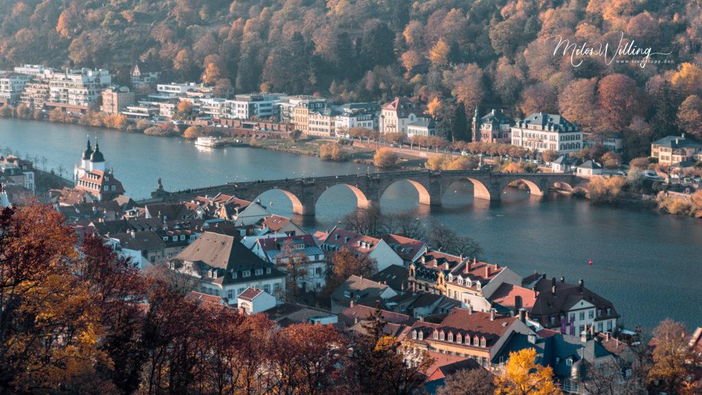 Werbung | Ein perfektes Männerwochenende in Heidelberg