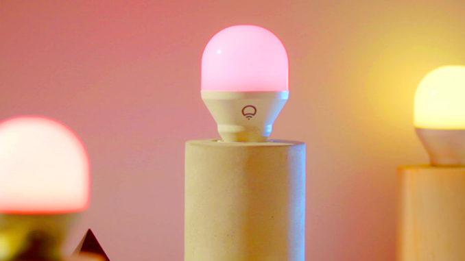 Werbung | LIFX Mini Color – Kleines Leuchtmittel mit großer Funktionsvielfalt