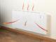 Werbung | Dezente Wärme aus der Steckdose – WLAN-Konvektor-Wand-Heizung EHZ-2000 mit Sprachsteuerung