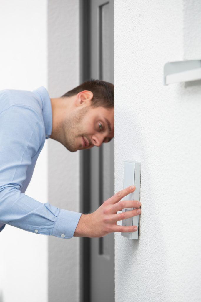 Werbung | DoorLine Slim DECT – Gegensprechanlage mit heimischem Telefonanschluss