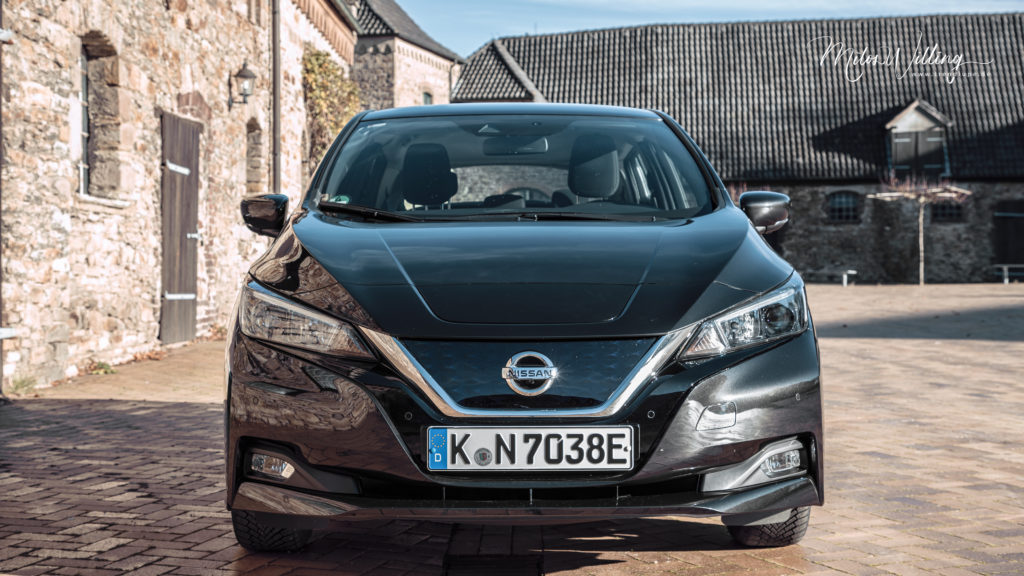 Werbung | Nissan Leaf … and come back