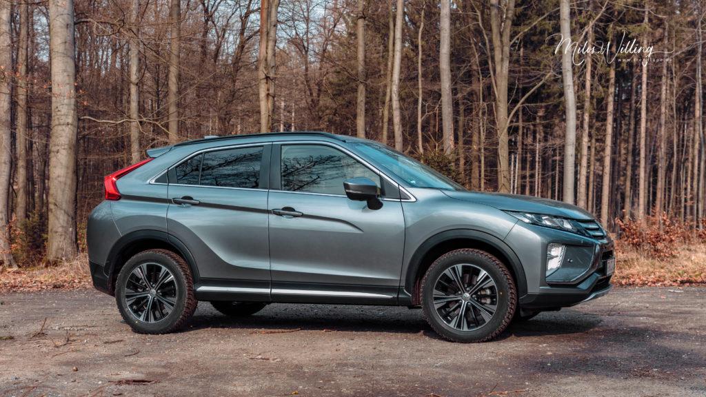 Werbung | Mitsubishi Eclipse Cross – Crossover par excellence