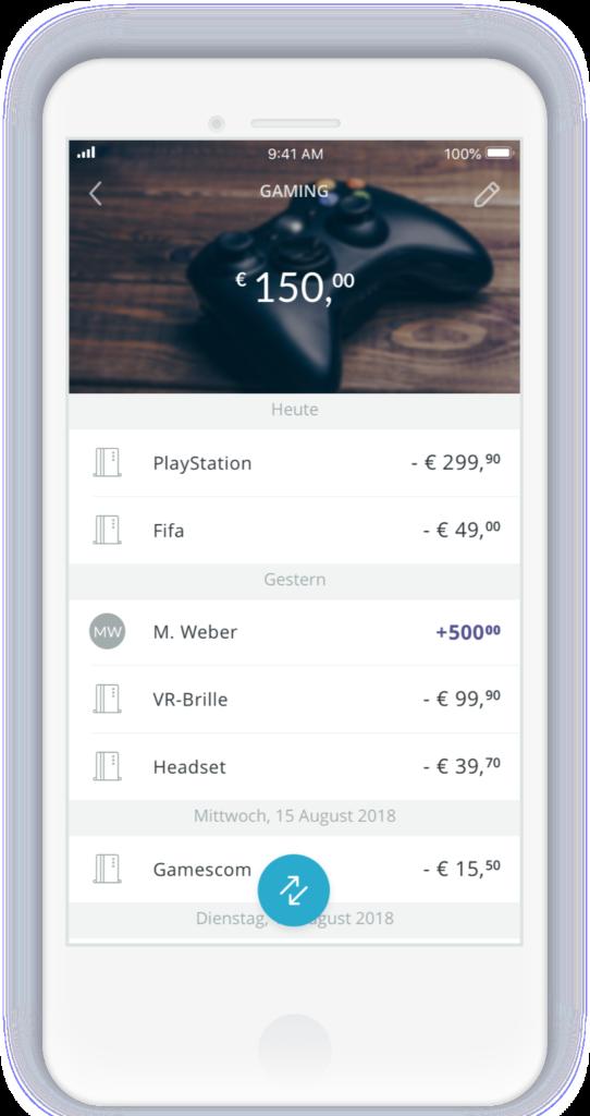 Werbung | Moneyou Go – mobiles Girokonto mit individueller Kontoführung