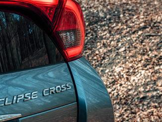 Werbung   Mitsubishi Eclipse Cross – Crossover par excellence
