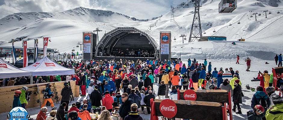 Coverfestival Davos – Übernachtung in der Schatzalp