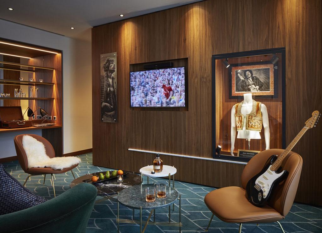 Hard Rock Hotel Davos – Ein rockiges Hotel in der Schweiz