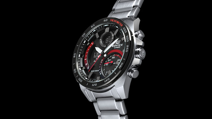 Werbung | Casio Edifice ECB-900DB-1AER – EDIFICE BLUETOOTH® COLLECTION