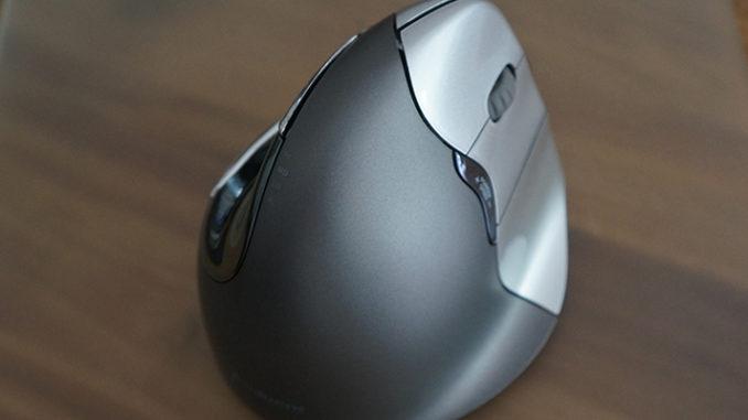 Vorgestellt: Ergonomische Maus von Evoluent