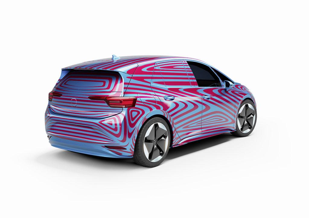 VW ID.3 1st – Die neue elektrische Volkswagen-Familie