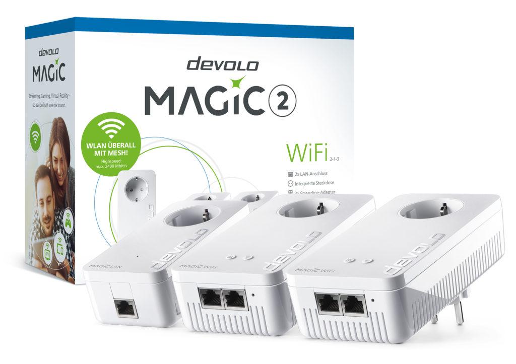 Werbung | Devolo MAGIC 2 WiFi – schnelles und stabiles WLAN mit Zunkuftstechnologie