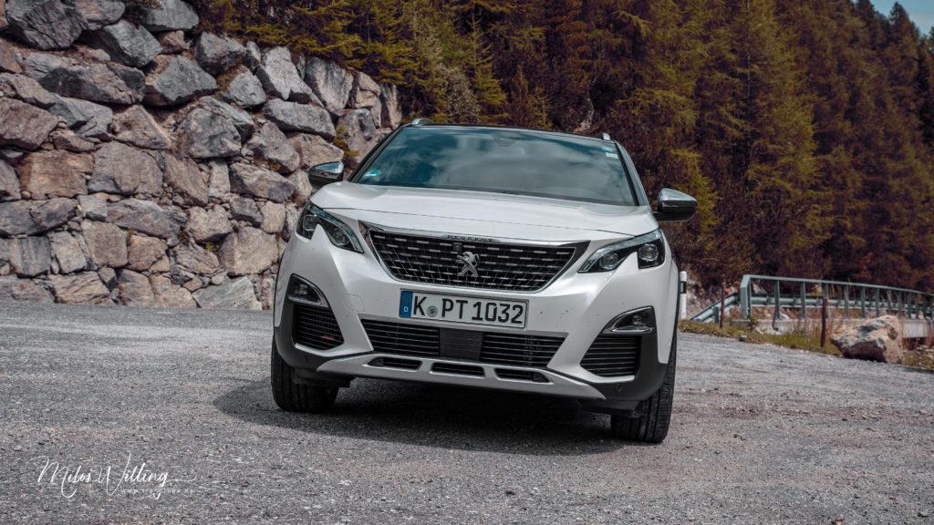 Werbung | Der Peugeot 3008 GT BlueHDI unter der Trendlupe