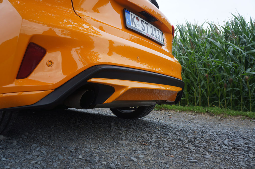 Ford Performance Days – Ford Focus ST und Ford Ranger Raptor