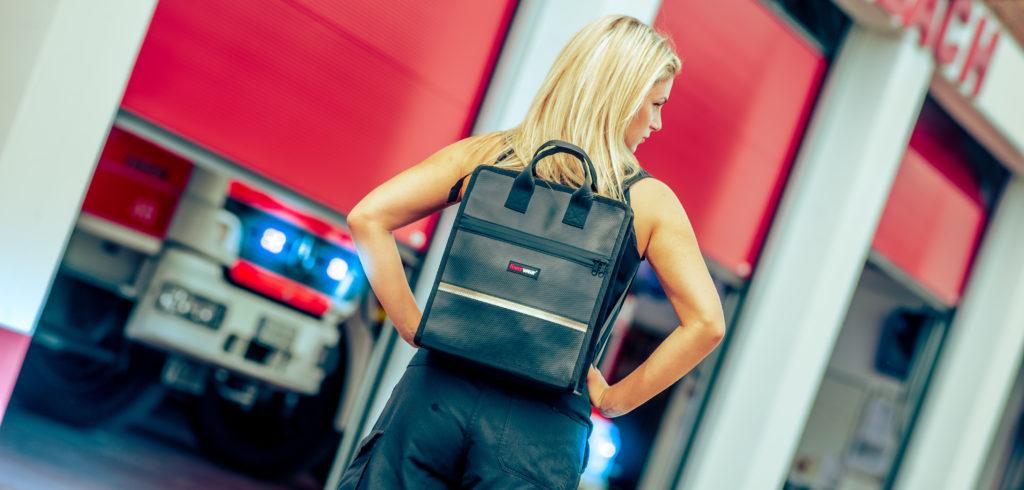 Werbung | Der neue Elvis von Feuerwear – Flexibler Rucksack und Tragetasche für die Damen