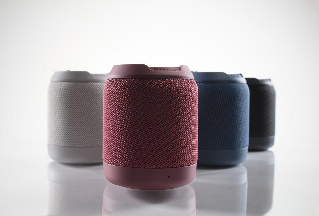 Werbung   Braven BRV-MINI Bluetooth-Speaker – Liefert auch im Wasser Musikgenuss pur