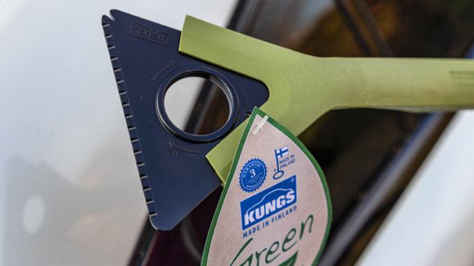 Werbung | KUNGS – Mega-is Green Schneebesen mit Eiskratzer