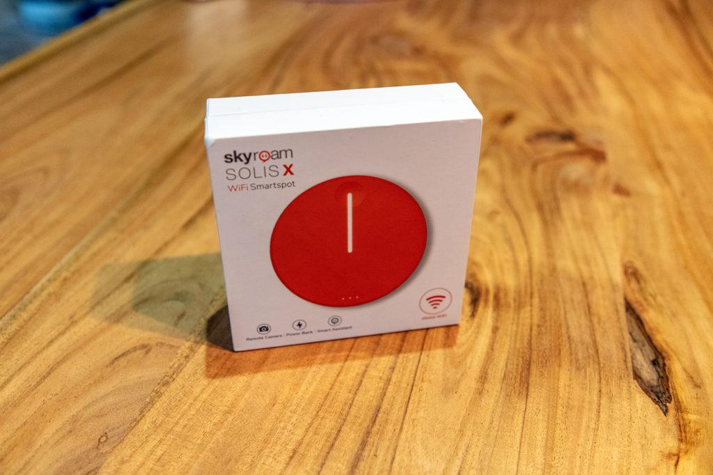 Werbung | Solis X WiFi Smartspot – Überall auf der Welt kostengünstig verbunden