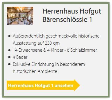 Werbung | Herrenhaus im Hofgut Bärenschlössle: Romantische Zeitreise mitten im Schwarzwald