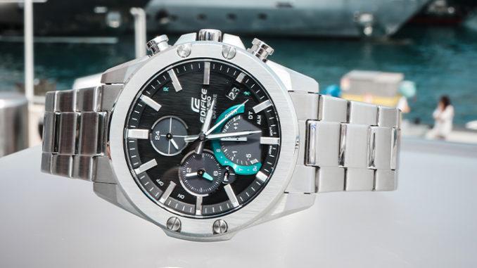 Werbung | Casio EQB-1000D – eine edle Armbanduhr inkl. modernster Technik