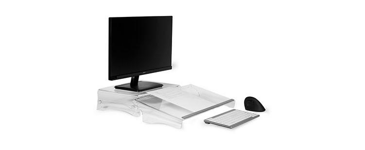 Werbung | Langfristig produktiver und angenehmer am Bildschirm arbeiten – dank Q-doc 100 Special
