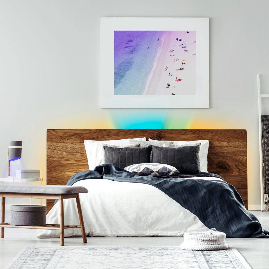 Werbung   LIFX Z LED-Lichtband