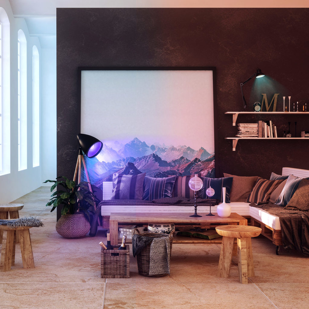 Werbung | LIFX A60 + LED Light – smarte Erleuchtung inklusive