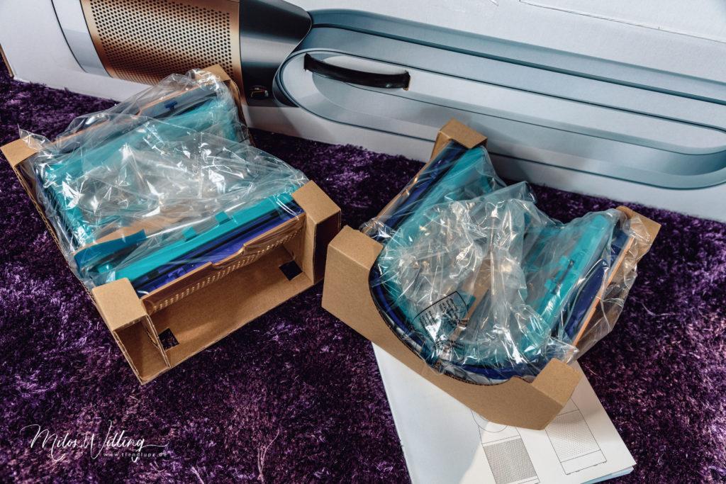 Werbung   Ausgepackt: Dyson Pure Cryptomic Luftreiniger und Luftheizer