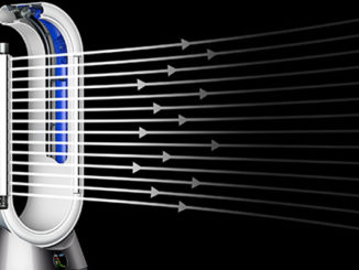 Werbung   Dyson Pure Humidify+Cool: hygienisch reine Luft