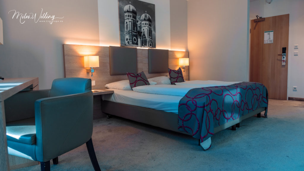 Werbung | Hotel Check: GHOTEL hotel & living München-City